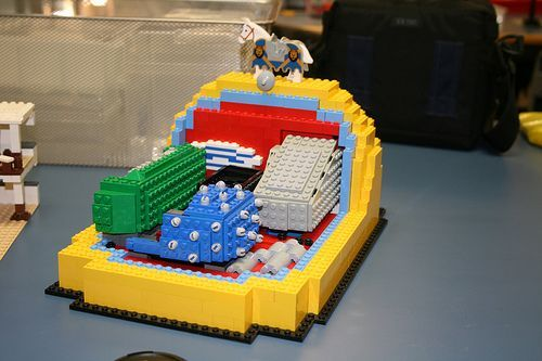 Plant Cell Models: has a bunch of ways to make plant cell ... - photo#34