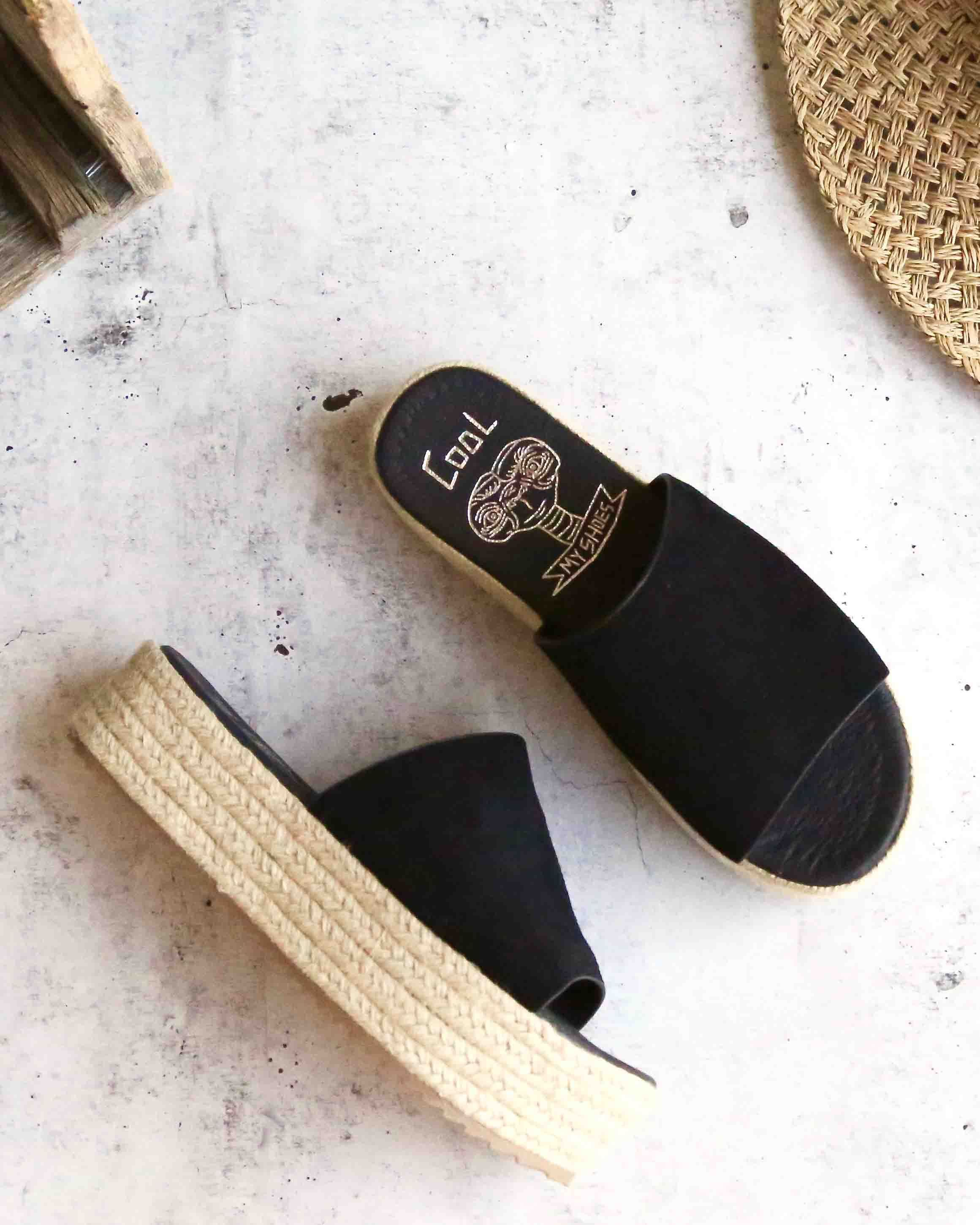 Coolway - Women's Bory Espadrille Slide