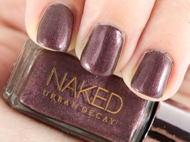 Urban Decay Nail Polish In Hustle