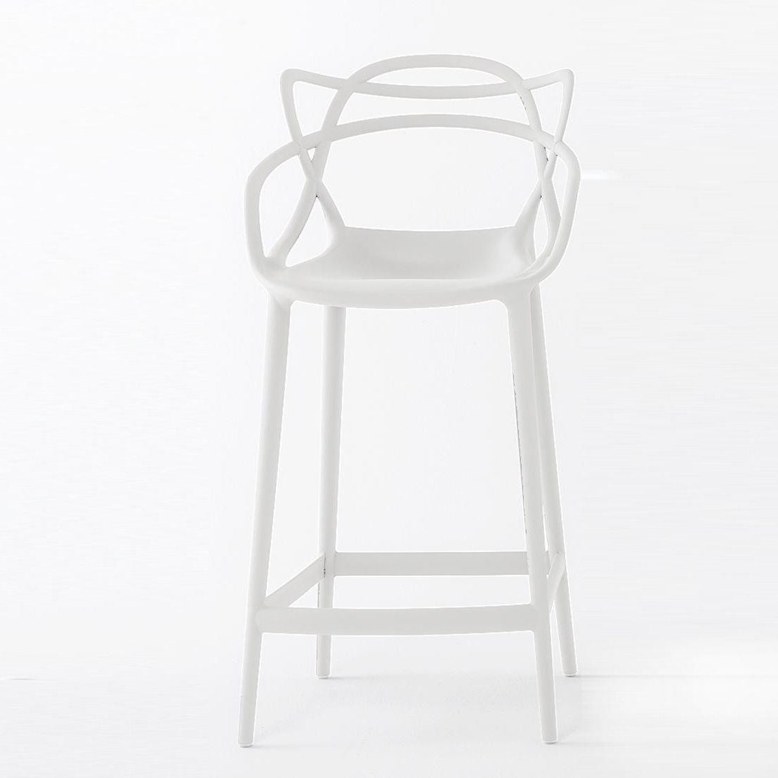 Masters Bar Stool 99cm | Kartell | AmbienteDirect.com –my stool 'masters':)!