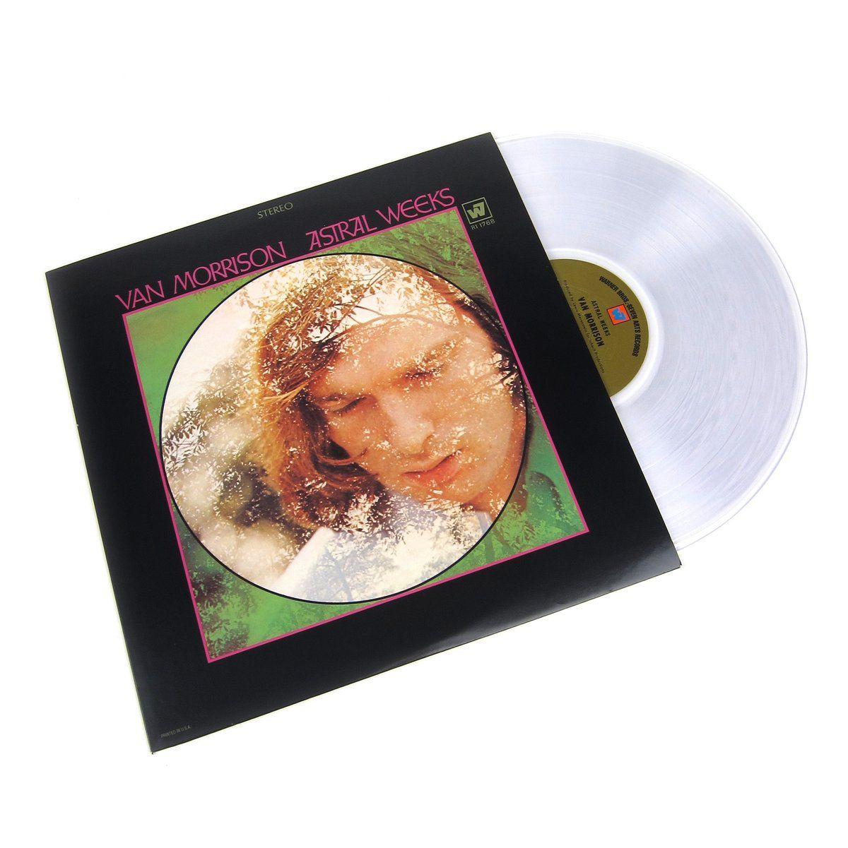 Van Morrison Astral Weeks 180g Colored Vinyl Vinyl Lp Van Morrison Vinyl Astral
