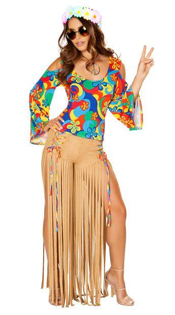 Hippie Princess Costume, sexy hippie costume - Yandy Never Too