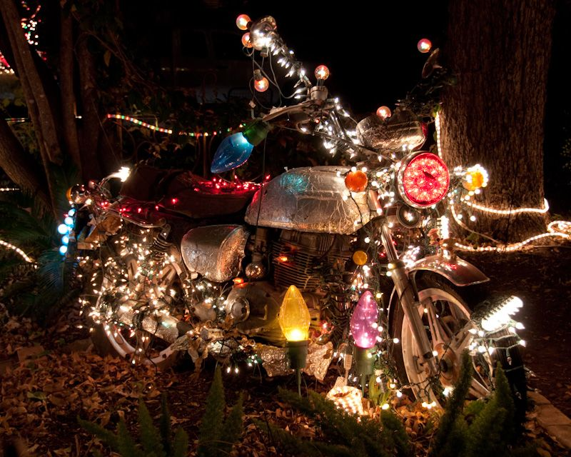 Light Brite Bike 37th Street Christmas Pictures With Lights Christmas Lights Lights