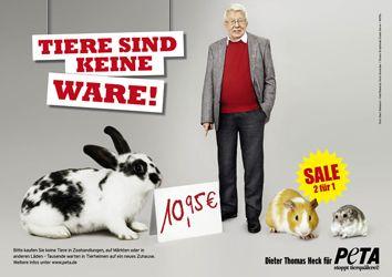 Dieter Thomas Heck: Adoptieren statt kaufen!
