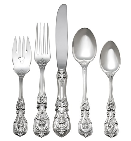 The 12 Patterns Of The Southern Silver Zodiac Silver Flatware