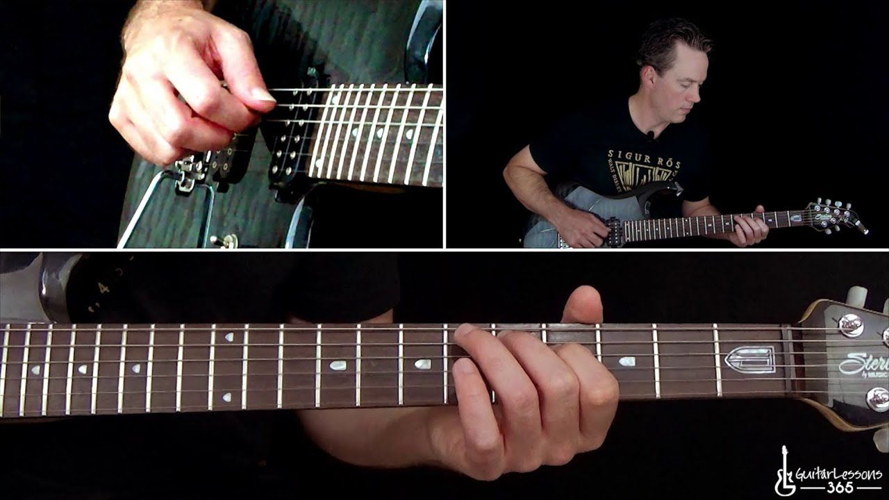 Linkin Park In The End Guitar Lesson Music Pinterest Linkin