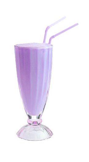 purple cow shake 1 6 oz can grape juice concent purple