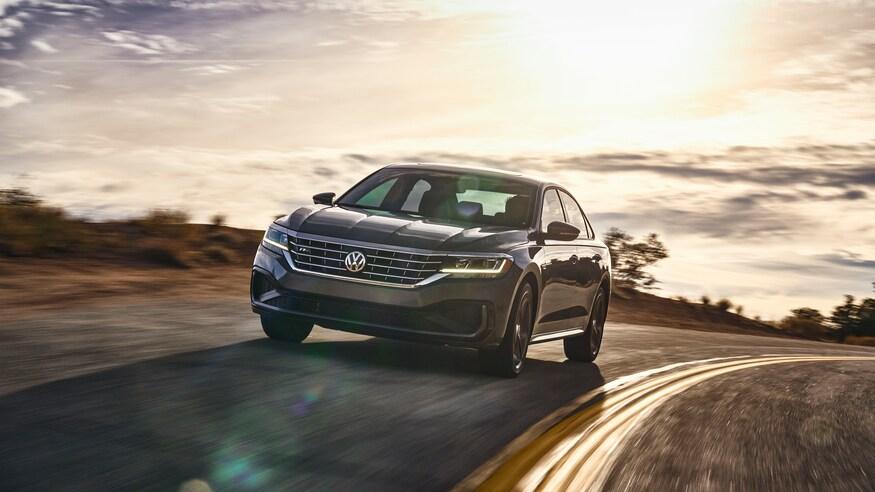 2020 Volkswagen Passat Review Longing For An Updated Platform Trong 2020