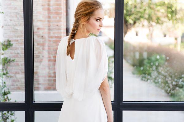 vestido de novia de david christian · colección 2015