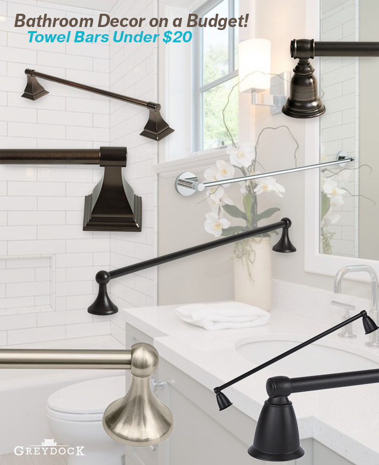 Keep your bathroom looking organized and stylish on a ...