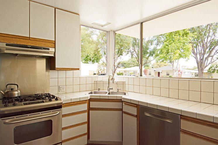 Midcentury Kitchen By Carolyn Reyes Kitchen Kitchen