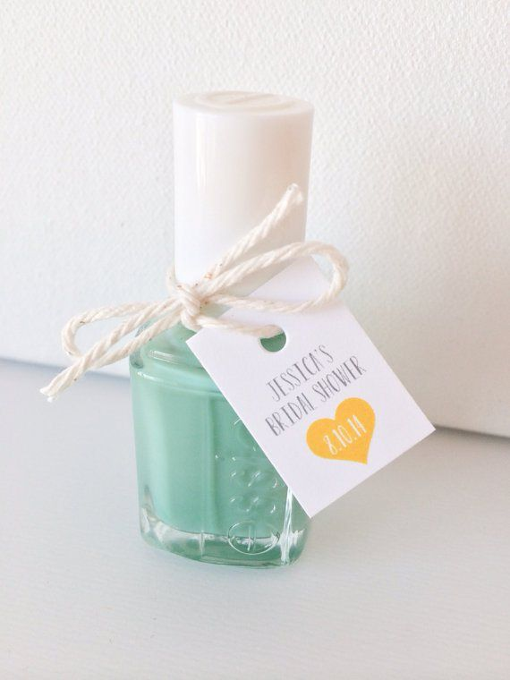 Inexpensive And Fun Bridal Shower Or Bachelorette Favor Idea Nail