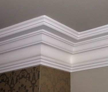 Hanover victorian coving cornice in 245mm profiles and for Ceiling cornice ideas