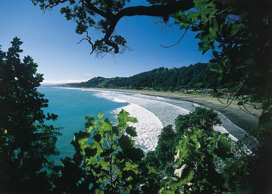 Ohope Beach Bay of Plenty