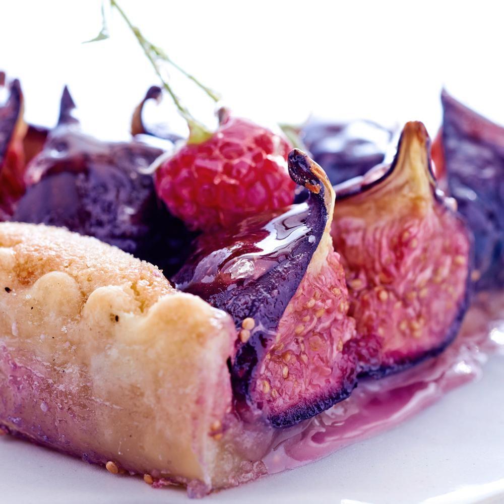 Tarte aux figues recette recette tarte aux figues - Cuisiner des figues fraiches ...