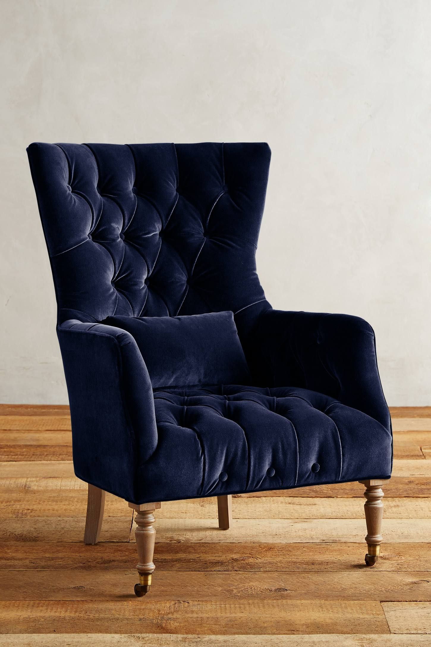 Velvet Julienne Chair Velvet furniture, Furniture, Home