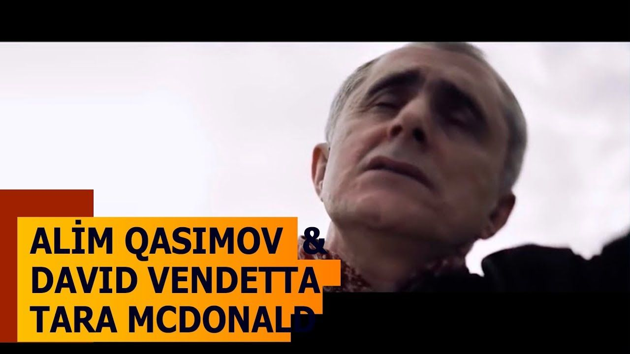 Alim Qasimov David Vendetta Vs Tara Mcdonald Alim Qasimov Vendetta Songs Music Videos