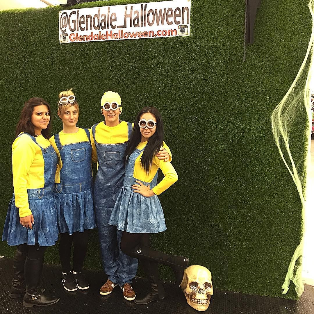 Minions Costume available at Halloween Time Superstore