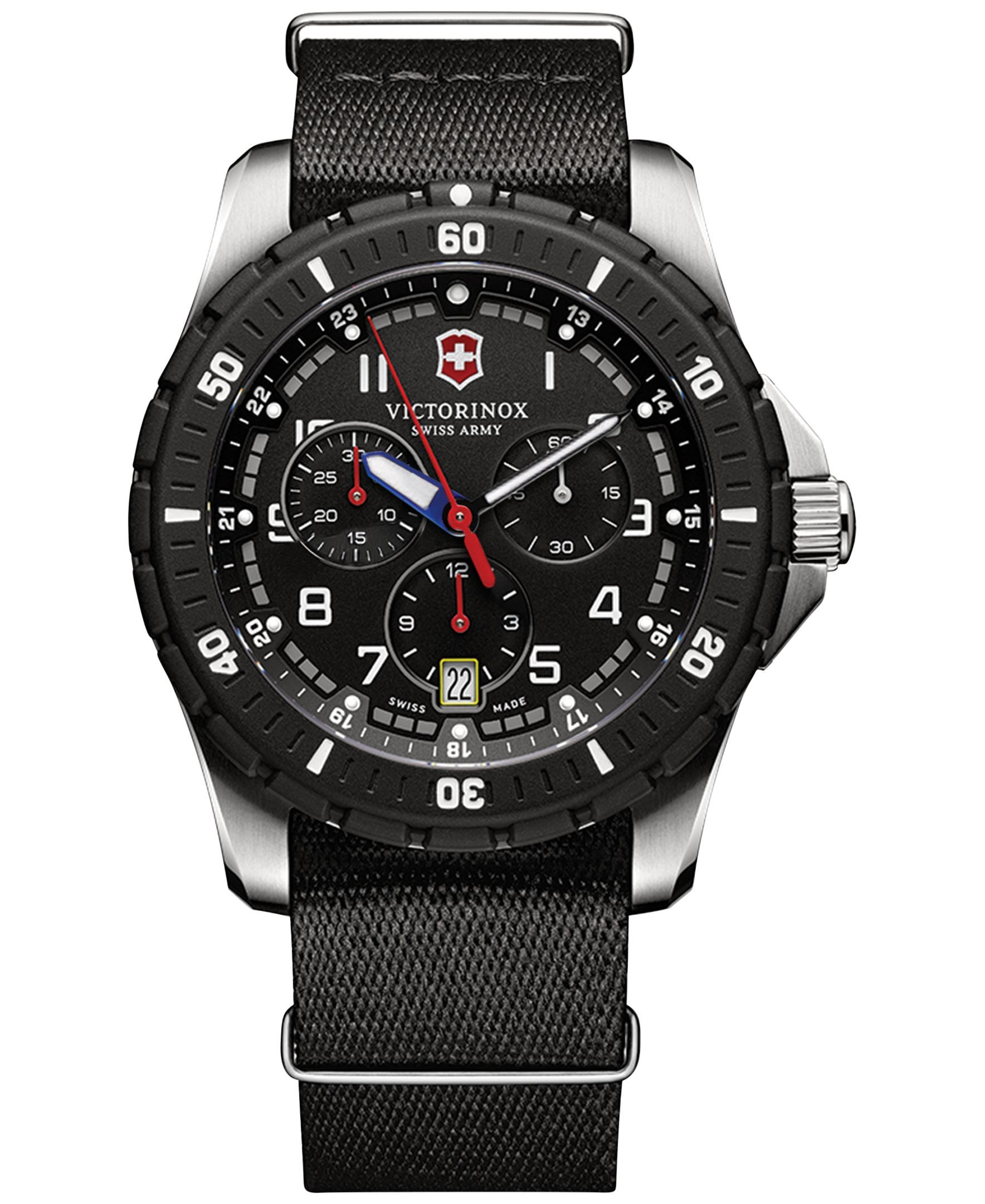 maverick watch strap products the enlarged swiss army watches realreal victorinox