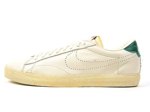 Nike Tennis Classic Vintage White/Green