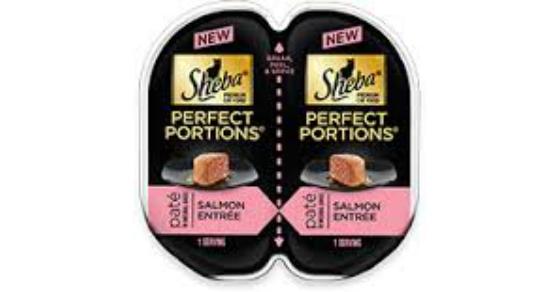 Kroger Sheba Perfect Portions just .40 w Printable