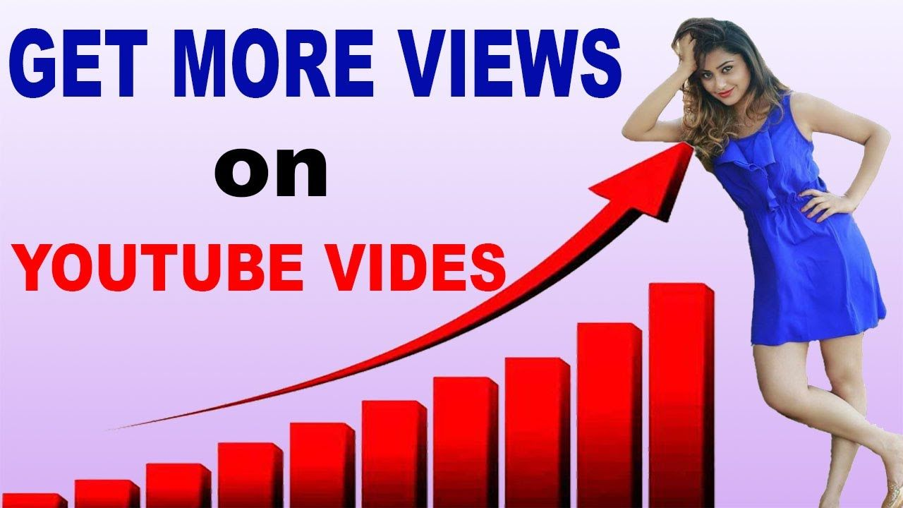How To Get More Views On Youtube Youtube Video Editing Youtube Videos