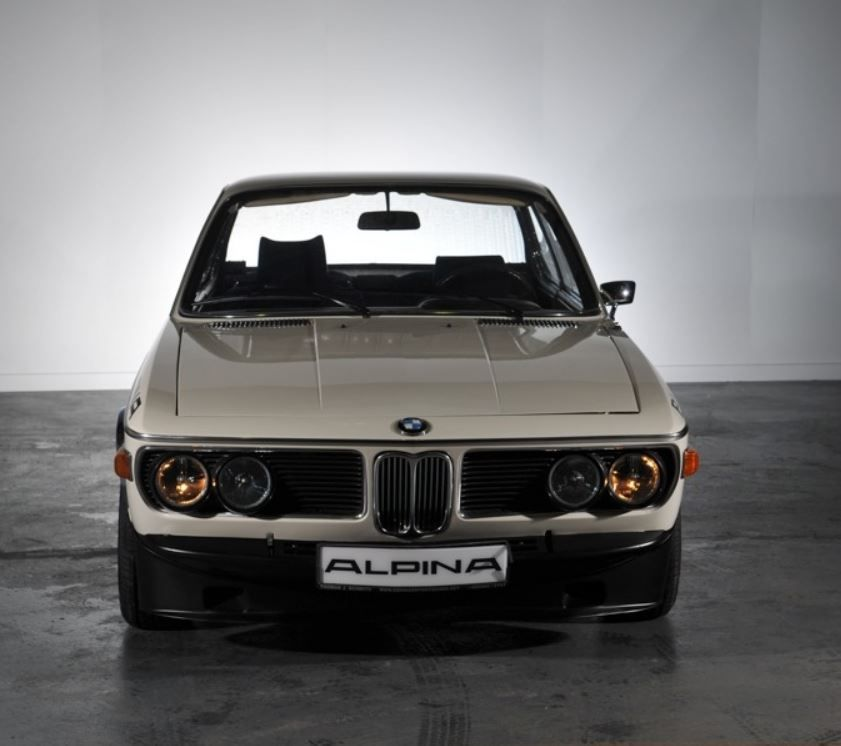 BMW 3.0 CS Alpina B2 Auto's en motoren, Bmw, Motor