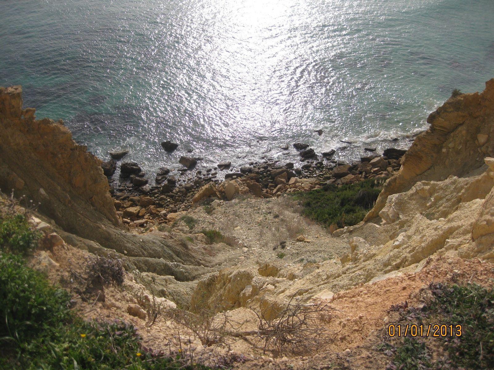 Dramatic Cliff Top Walk Praia Da Luz To Burgau Www Ownersdirect