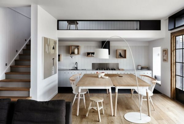 Küchen skandinavischen stil  skandinavische möbel stehlampe küche | Interieur | Pinterest ...