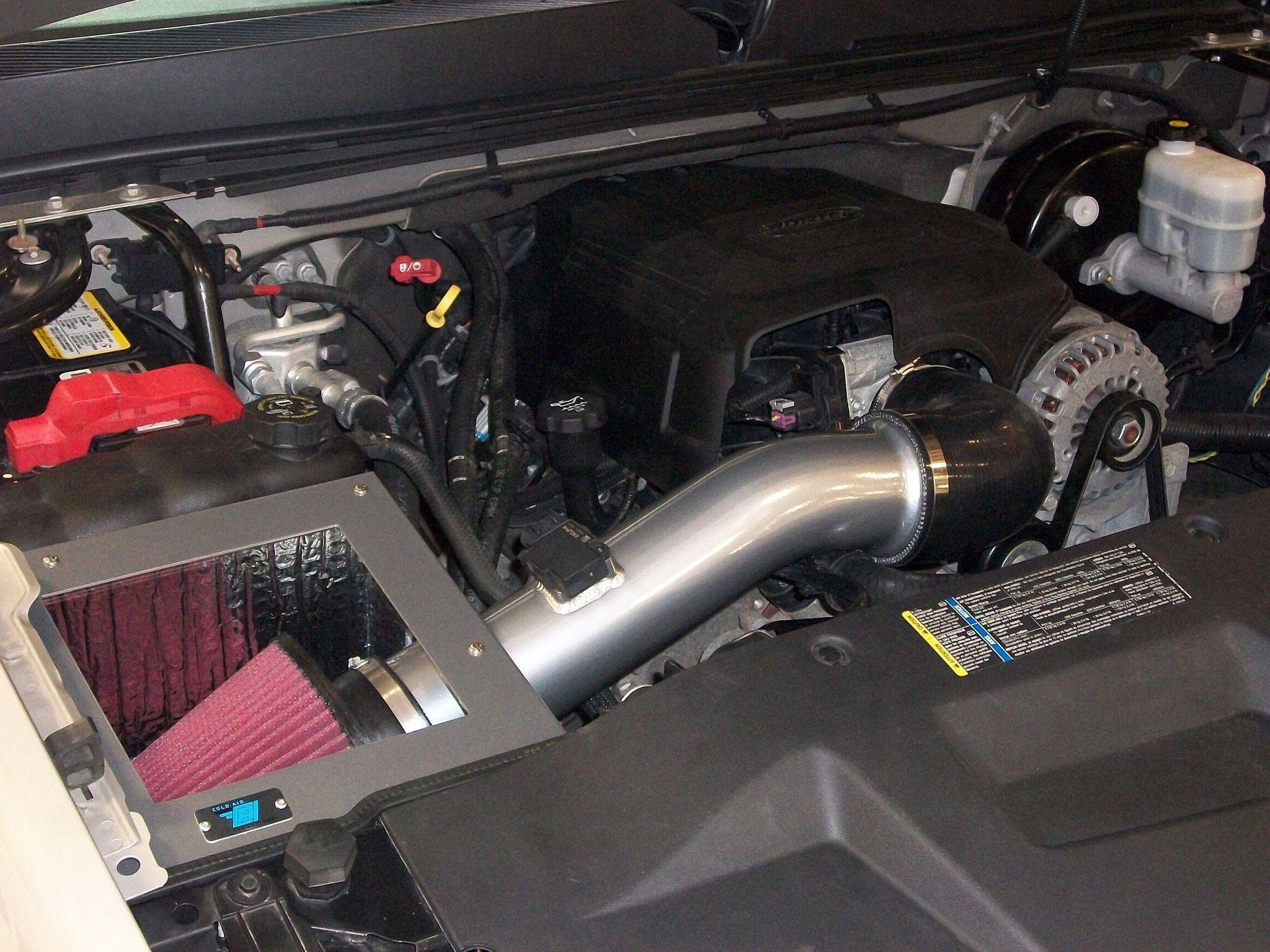 CAI 20092013 4.8L, 5.3L, 6.2L GMC Sierra 1500 Intake
