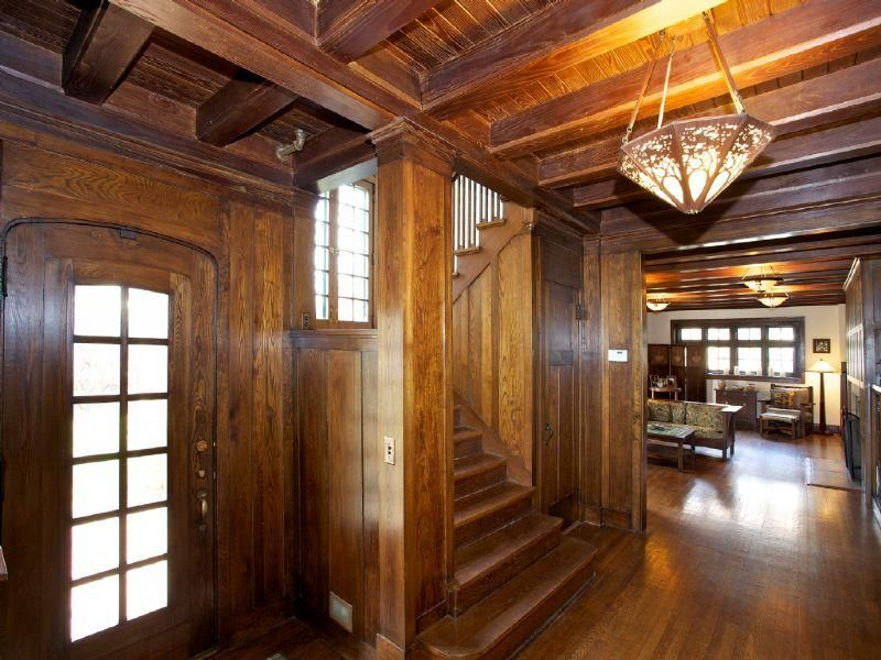 Old West Mansion Interiors