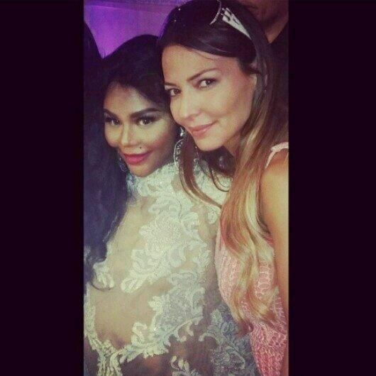 Lil Kim Baby Shower Pics With Druta From Mob Wives Rayal Baby