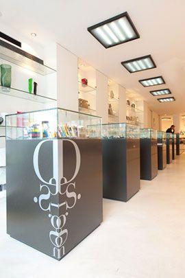 callebert design : design shop at the coast (knokke)