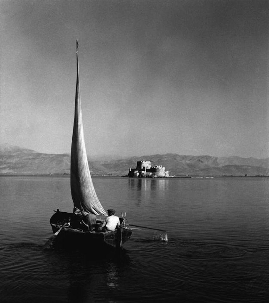 Herbert List: Peloponnes, Greece  (1936)