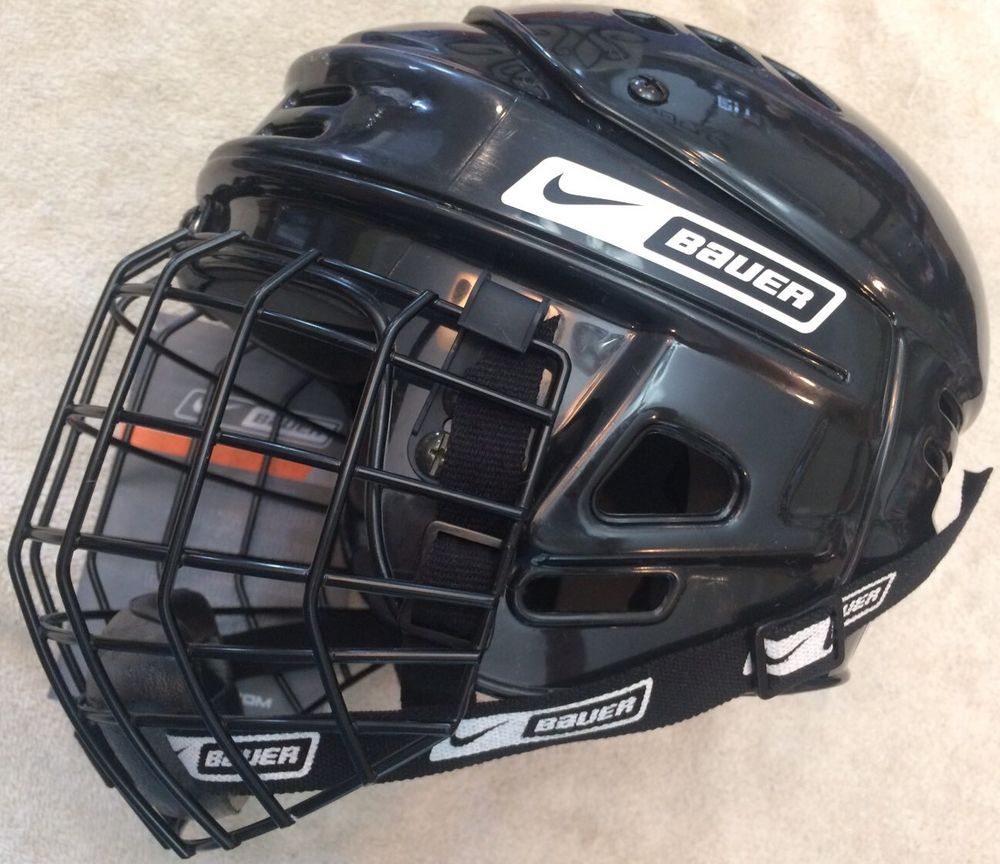 Bauer 7500 Face Mask Helmet Hockey Helmet Bauer