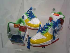 Charity eBay Dunks-Custom Nike Dunks