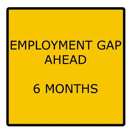 How to Address Employment Gaps on Your Resume #unemployment #resume ...