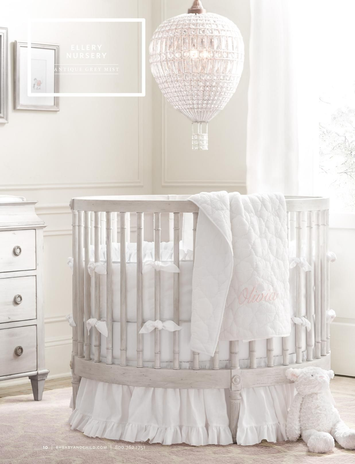 Rh Baby Child Source Books Round Cribs Baby Crib Diy Baby Cribs