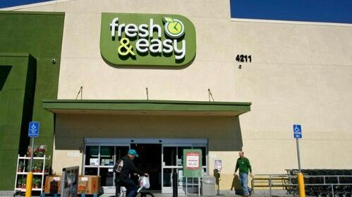 Fresh & Easy is planning to sell at least 30 stores in the Southern California area in the next few weeks.  Locations in Arcadia, Azusa, Buena Park, Camarillo, Chino Hills, Compton, Corona, Costa Mesa, Hermosa Beach, Jurupa Valley, La Habra, La Mirada, Lakewood, Long Beach, Los Angeles, Newbury Park, Oak Park, Ontario, Oxnard, Pasadena, Rancho Cucamonga, Riverside, Tujunga, Upland, Ventura, Walnut Park and Westminster are among the stores expected to close.