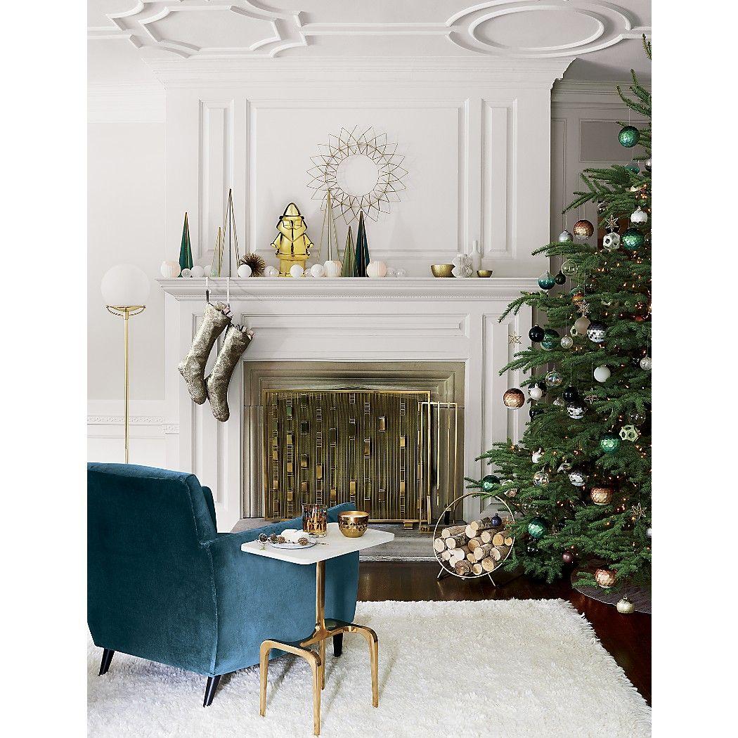 Chord Brass Log Holder Reviews Log Home Decorating Blue Velvet Chairs Decor