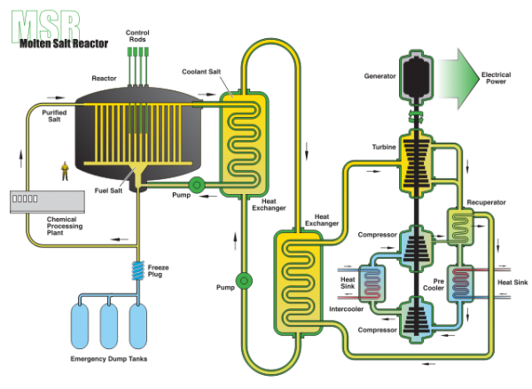 Molten Salt Reactors The Future Of Green Energy With Images