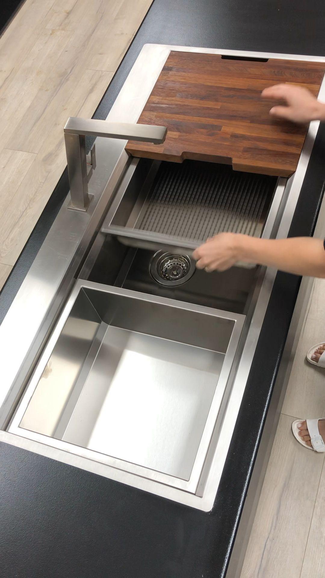 Video Pin Oleh Faa Tauhid Di Menarik Dapur Modern Desain Dapur