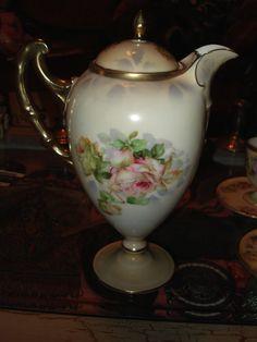 Beyer /& Bock Vintage German Coffee  Tea Pot