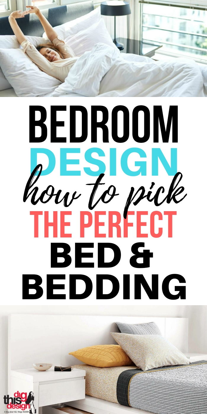 Bedroom design how to pick the perfect bed u bedding best of dig