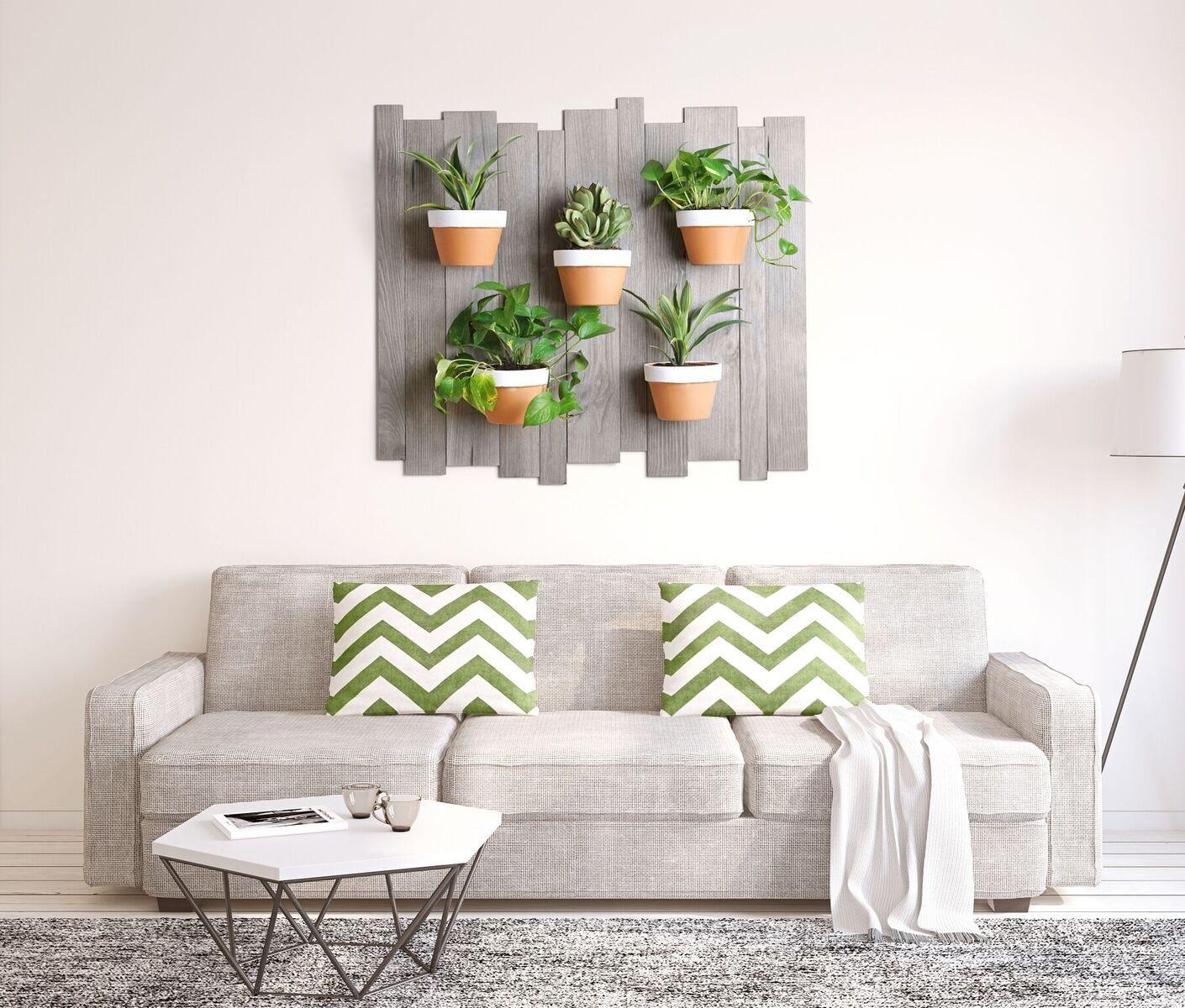 DIY Vertical Garden For Your Home