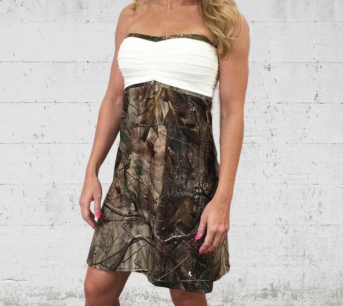Camo dress camouflage dress camo sundress camo women