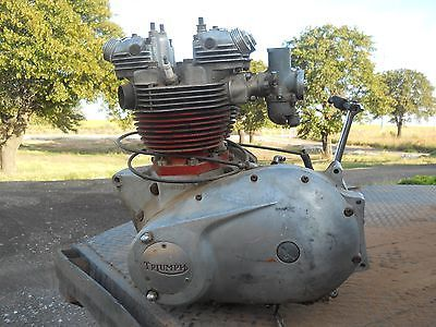triumph 500 engines | triumph motor engine vintage great for