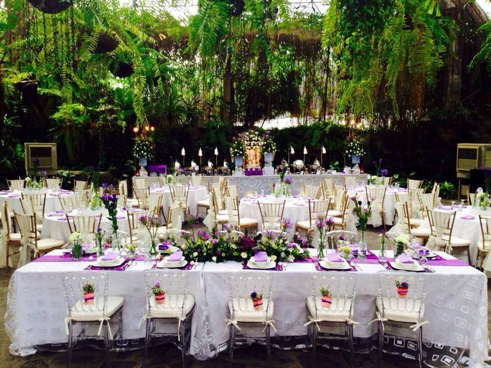 Fernwood gardens best garden wedding venue in the for Best venues for small weddings