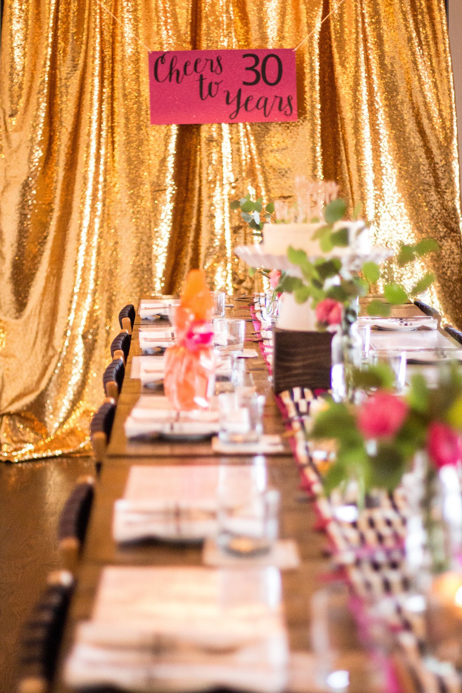 Kate Spade Inspired Surprise Party Sweetwood Creative Co