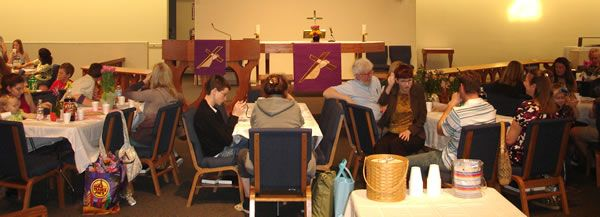 Image result for Lutheran Church potluck